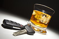 Don't drink and drive in Illinois State!